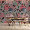 Custom designed bespoke wallcoverings