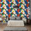 Custom designed bespoke wallcoverings
