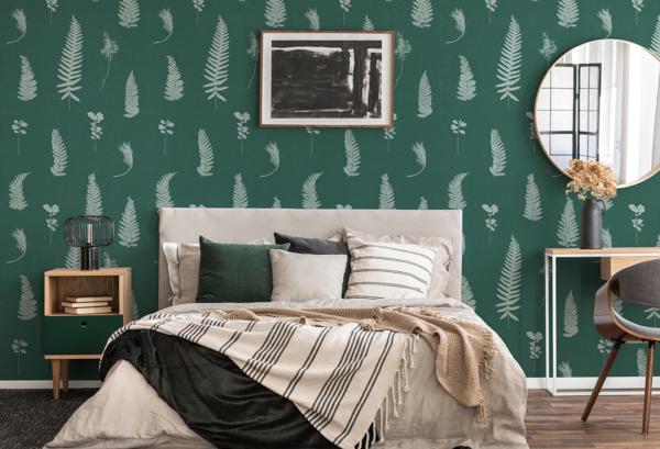 Custom design bespoke wallcoverings