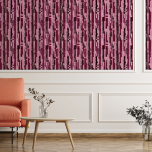 Custom designed bespoke wallpapers